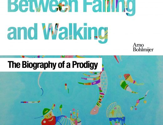 Between Falling and Walking <br />by Arno Bohlmeijer
