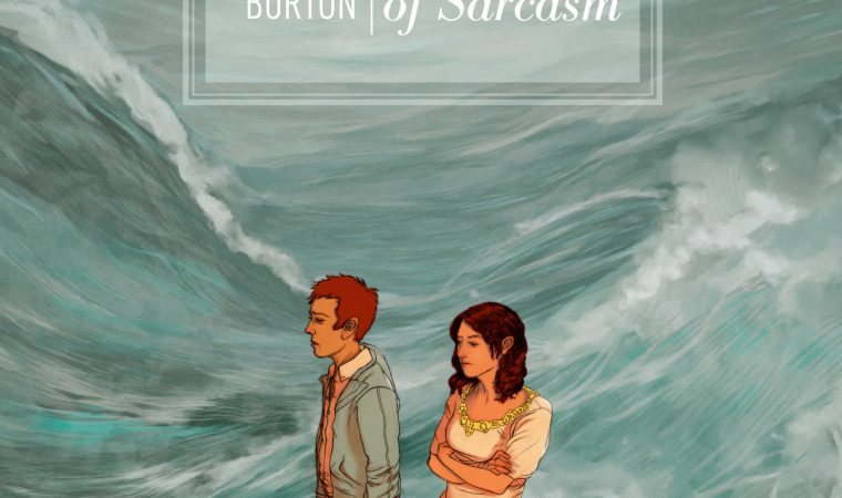 A History of Sarcasm <br />by Frank Burton