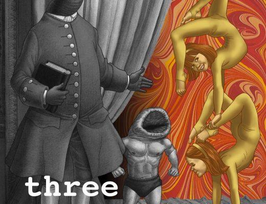 Three Screenplays <br />by Tom Bradley